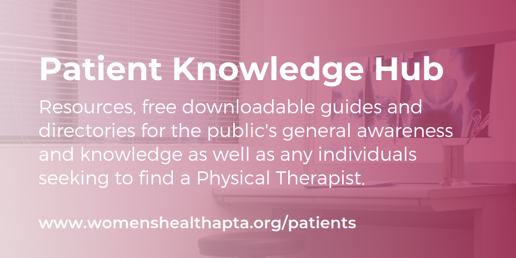 Patient Knowledge Hub - Physical Therapy