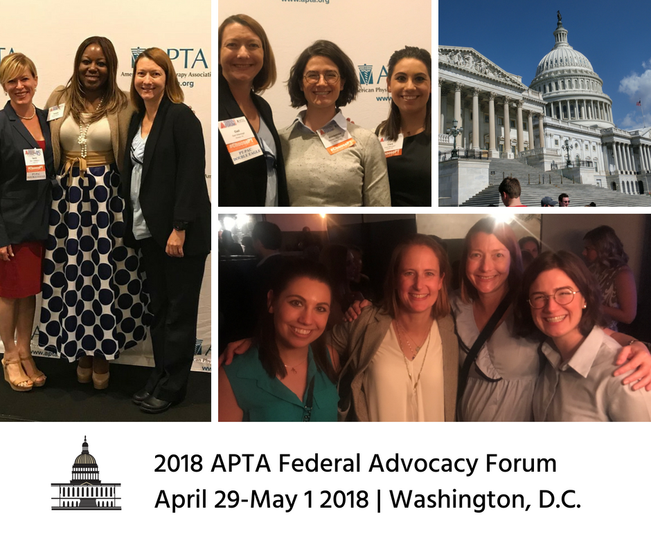 2018 APTA Federal Advocacy ForumApril 29-May 1 2018 _ Washington, D.C.