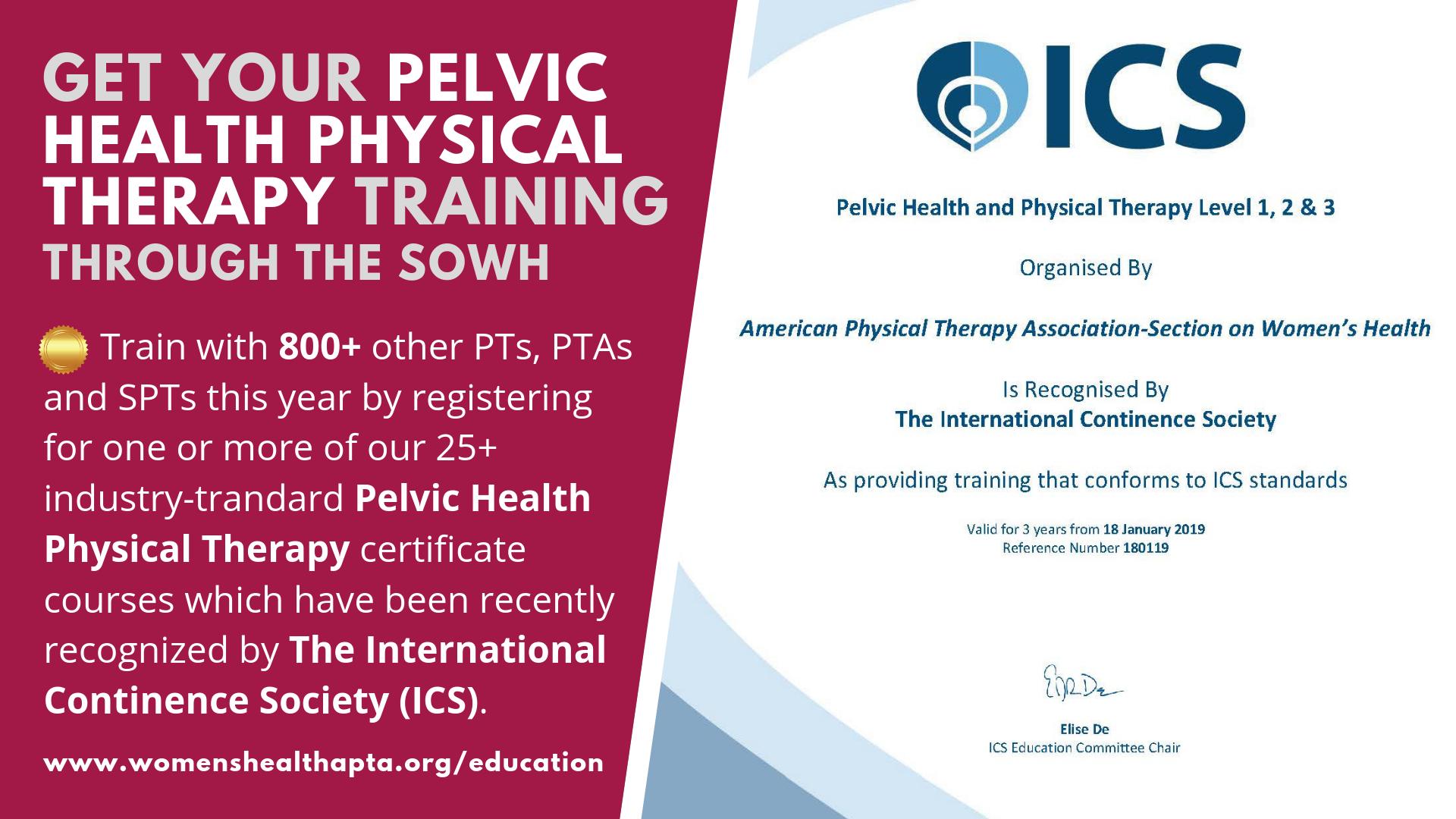 PH1, PH2, PH3 recognized by ICS